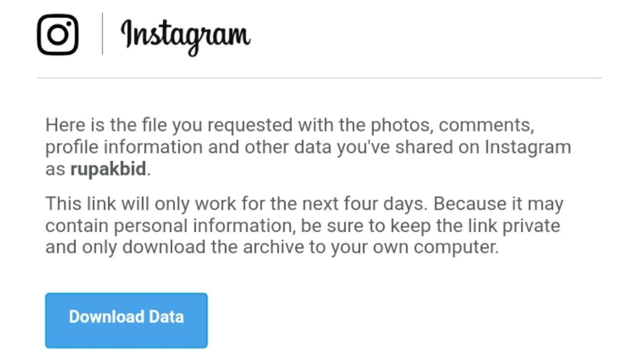 How to see deleted Instagram posts
