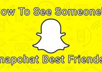 How to see someone's Snapchat best friends