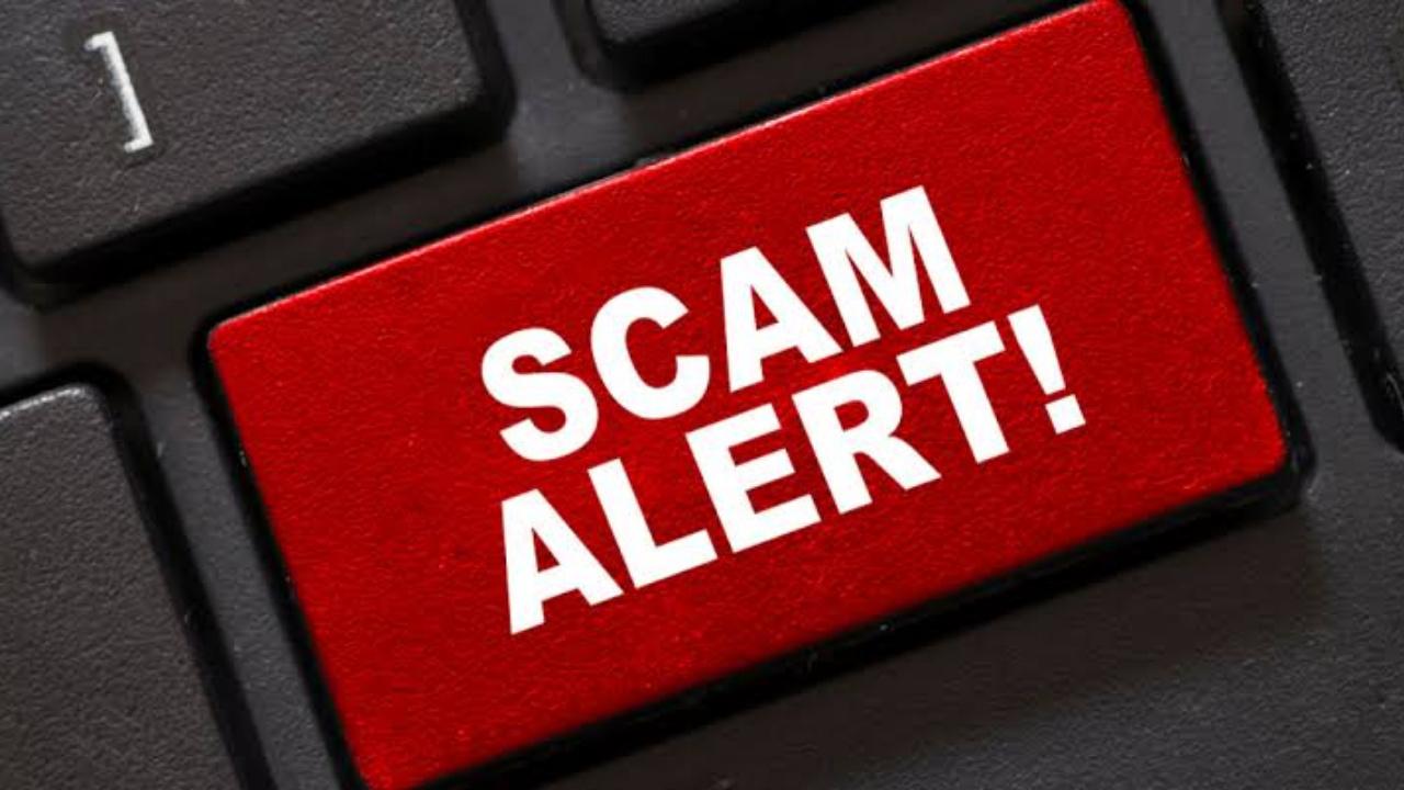 Beware of scammy websites