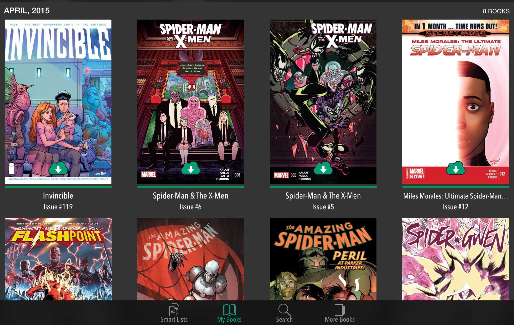 Read Comics Online