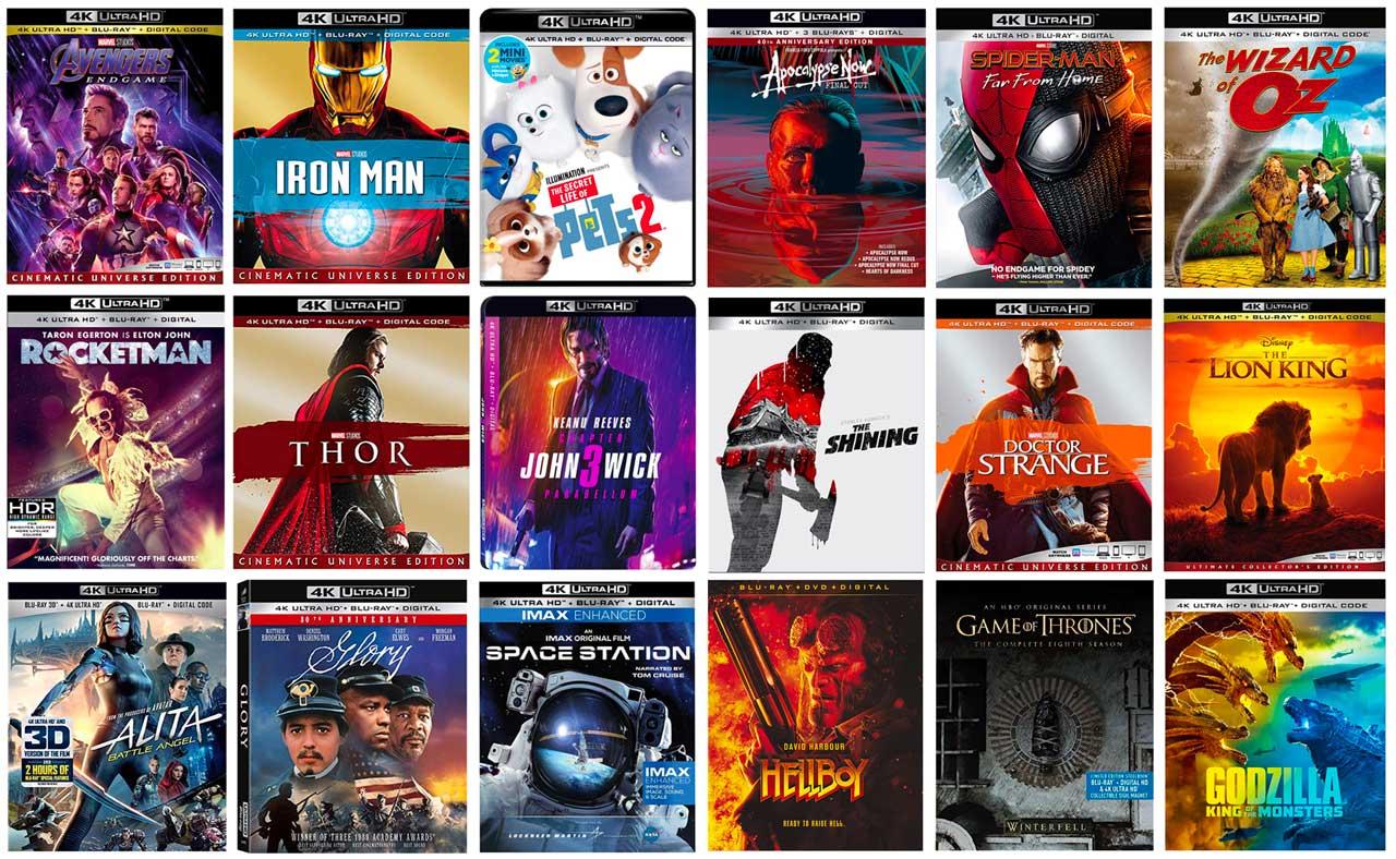 Best 4K Movies