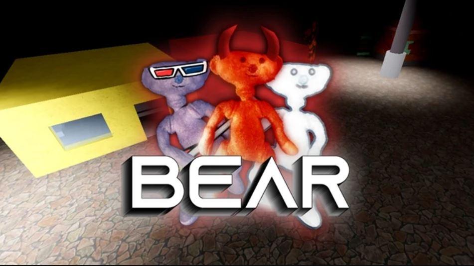 Bear Alpha Roblox Horror Games