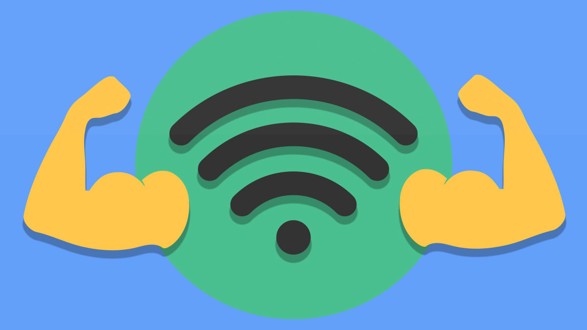 Strong-Internet-connection