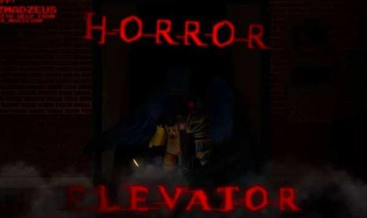 Horror Elevator Roblox Horror Games