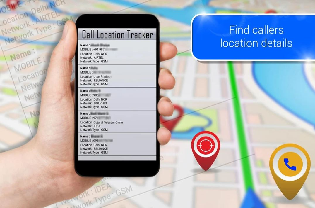 Mobile Number Trackers